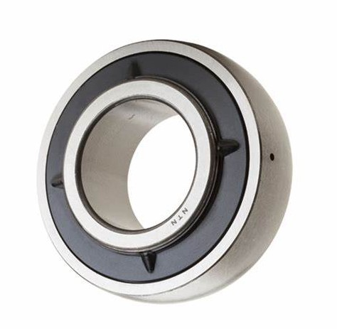 NTN Ucfc205 207 209 Medium Duty Piloted Flange Bearing, Setscrew Lock, Regreasable, Contact and Flinger Seals, Piloted Flange Bearing