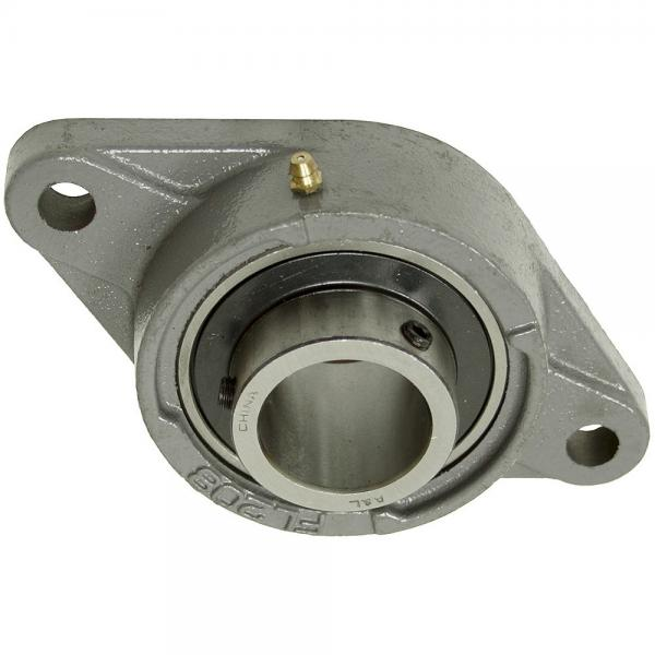 2 Inch 4 Bolt Flange Bearing with Lock Collar 211 Housing #1 image